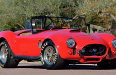 'Ferrari's Ass Is Mine' Shelby Cobra Once Owned By Paul Walker Up For Sale