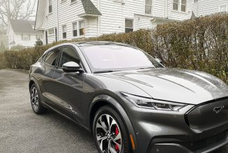 Ford reportedly delays some deliveries of its Mustang Mach-E