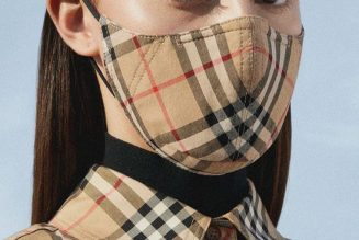 From Vampire's Wife to Burberry: These Are the Best Designer Face Masks
