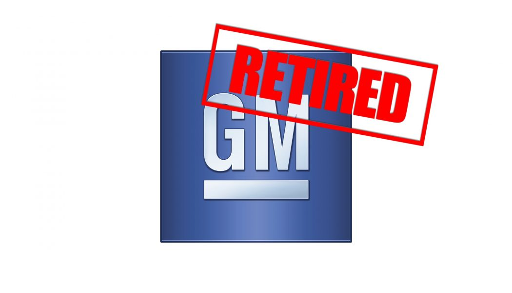 "General Motors Redesigns Its Iconic ""GM"" Logo for the EV Era"