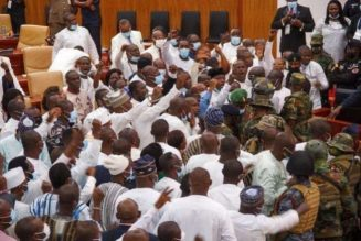 Ghana army steps in to quell parliament clash ahead of swearing-in