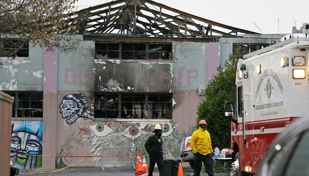 'Ghost Ship' Organizer Pleads Guilty in Warehouse Fire That Killed 36 People