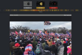 Hundreds of Parler videos from Capitol riot republished in chronological timeline