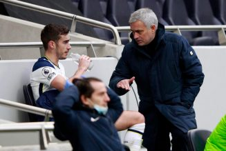 'I said already that he's going nowhere': Mourinho delivers an update on Tottenham star linked with move