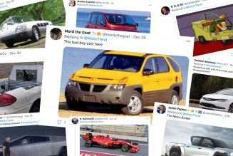 """""""If 2020 Was a Car, What Would It Be?"""" We Asked, and Here Are Your Answers"""