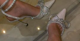 If You're a Shoe Person, Prepare to Gawp at These Cinderella Shoes