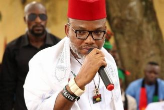 Igbo group writes Nigerian government to request extradition of Nnamdi Kanu for 'treasonable felony