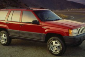 Jeep Grand Cherokee: MotorTrend's 1993 Truck of the Year