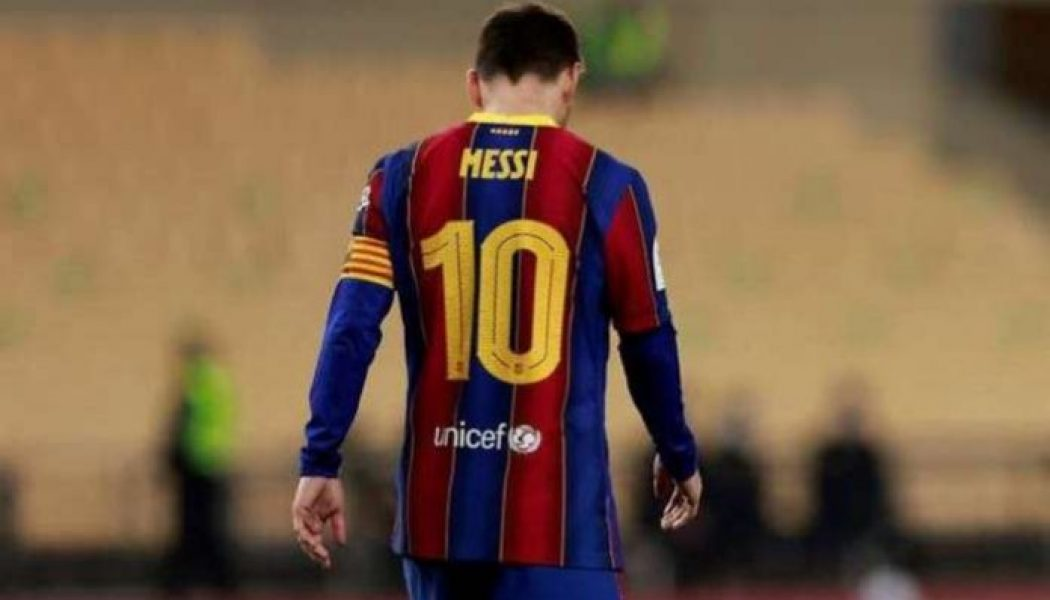 Joan Laporta: PSG have been disrespectful in Leo Messi pursuit