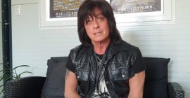 JOE LYNN TURNER Blasts Record Label For Continuing SUNSTORM Project Without Him, Says He Has 'No Intention' Of Leaving His 'AOR Roots'