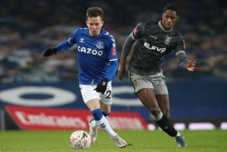 Journalist: £120k-per-week Everton star set to leave the club, personal terms agreed