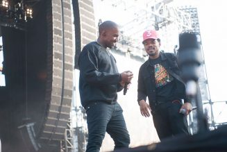 Kanye West Barks On Chance The Rapper In Documentary Clip