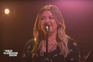Kelly Clarkson Is a Lot Country on Fiery Kellyoke Cover of The Chicks' 'Sin Wagon'