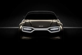 Kia Shows Hints of Nine Future Electric Cars and Concepts