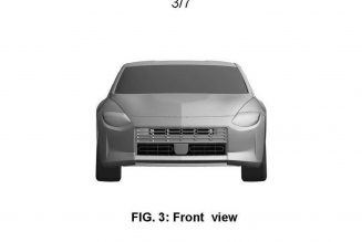 Leaked! Production 2022 Nissan Z Spills the Tea in Patent Images