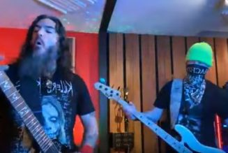 MACHINE HEAD's ROBB FLYNN And JARED MACEACHERN Cover IRON MAIDEN, METALLICA And SYSTEM OF A DOWN (Video)