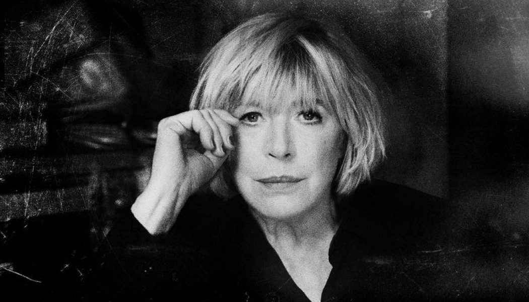 Marianne Faithfull Says She Lost Her Singing Voice from COVID-19