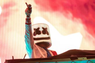 """Marshmello Teases """"So Much New Music Coming"""" in 2021"""