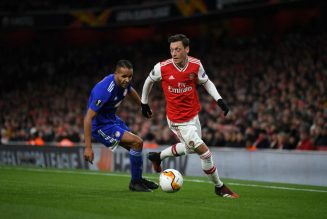 Mesut Ozil sends message to Arsenal ahead of Newcastle United game