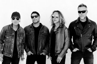Metallica Tally More Than 1 Billion Spotify Streams in 2020