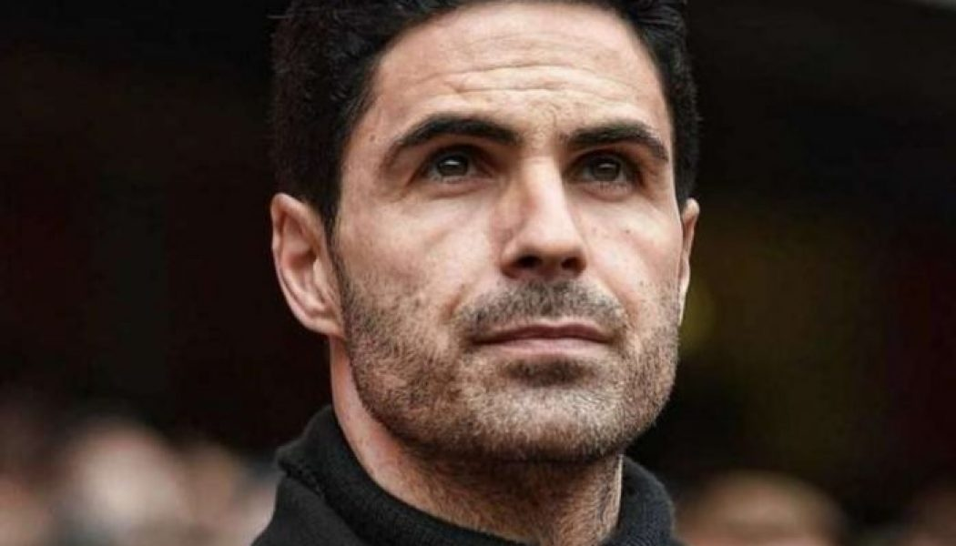 Mikel Arteta delighted with new football chief appointment