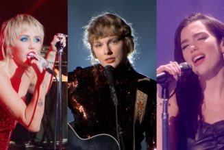 Miley, Taylor, Dua, And More Proved 2020's Pop Nostalgia Machine Is Potent As Ever
