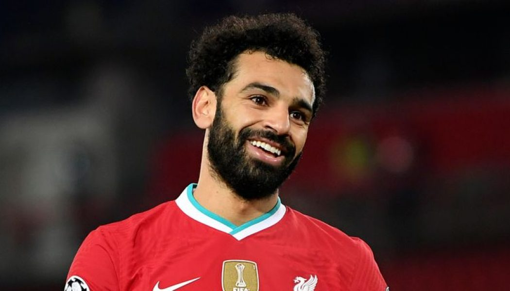 Mo Salah: I want to stay at Liverpool as long as I can