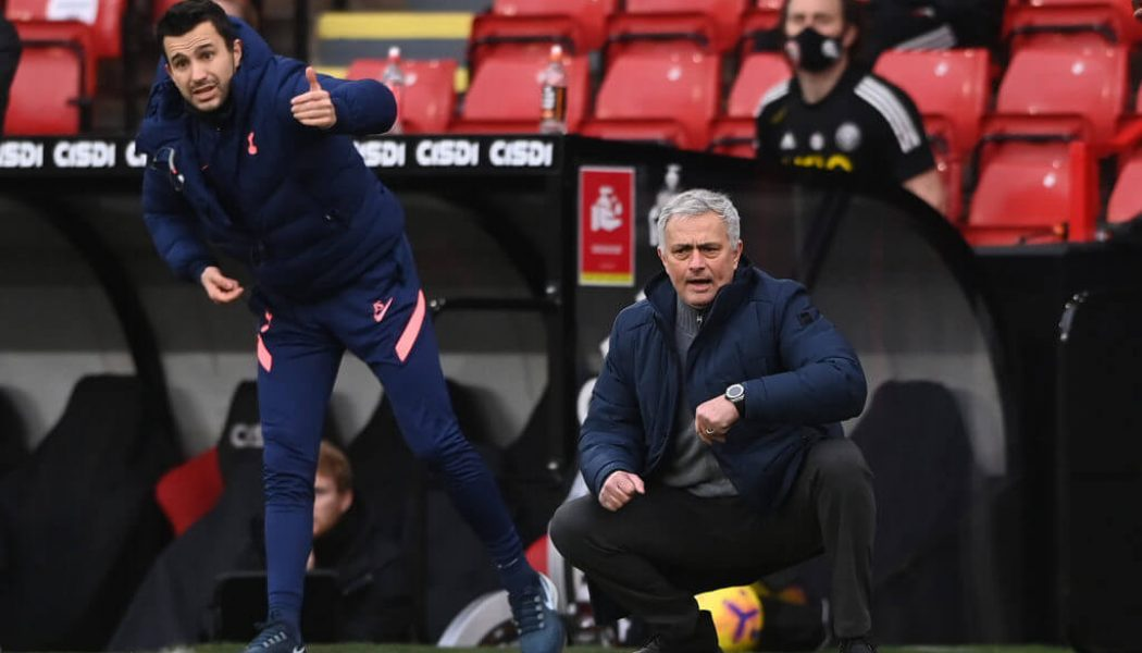 Mourinho: 'The door is always open' – Tottenham boss offers hope to underachievers