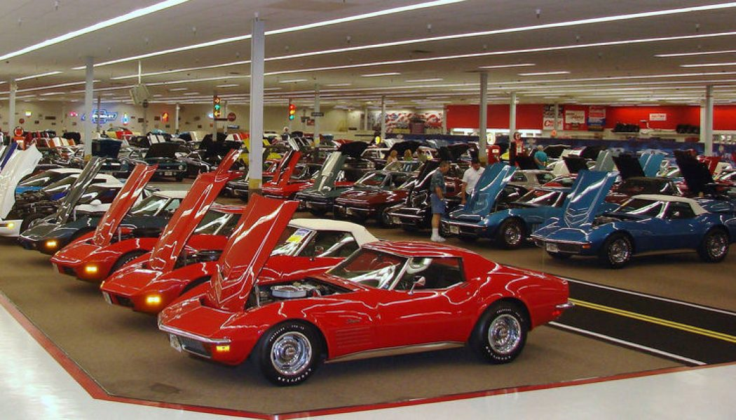 Muscle Car City of Ruins: Rick Treworgy's Classic GM Collection Heads to Auction