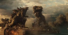 New trailers: Godzilla vs. Kong, The World to Come, Son of the South and more