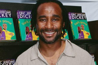 New York Times Best-Selling Author Eric Jerome Dickey Passes Away At 59