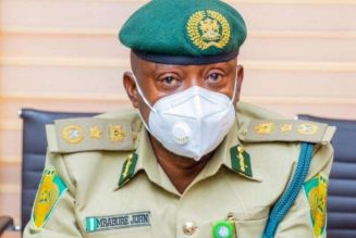 Nigeria correctional chief orders tightening of security at custodial centres