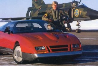 No, Not That EV1: Saab's EV-1 Wasn't Electric But It Was Awesome