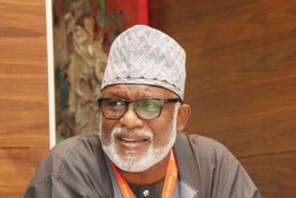 Ondo governor: Our people cannot continue to live in fear