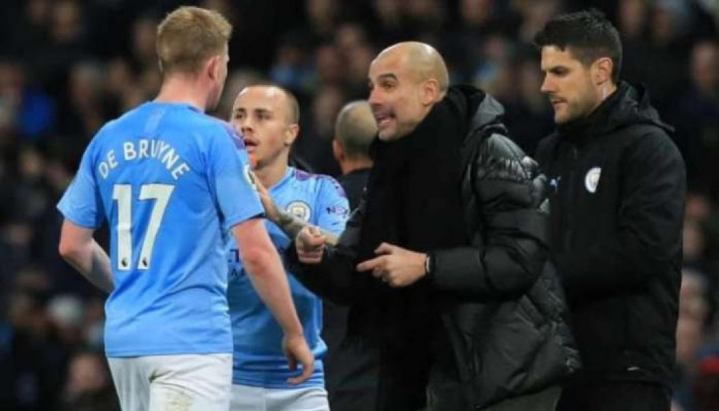 Pep Guardiola confident Kevin de Bruyne will commit future to Manchester City