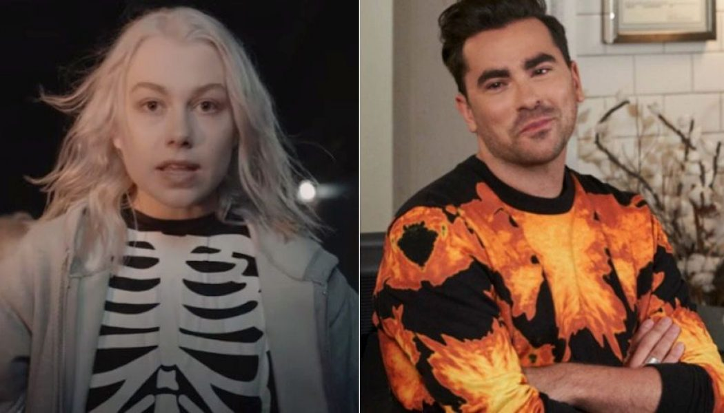 Phoebe Bridgers to Play Dan Levy-Hosted Episode of Saturday Night Live