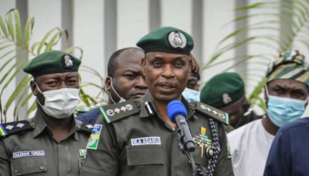 Police: Only 10 suspects escaped from Benin facility