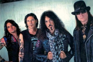 QUIET RIOT's ALEX GROSSI On FRANKIE BANALI's Cancer Battle: 'He Handled It So Bravely And So Well'