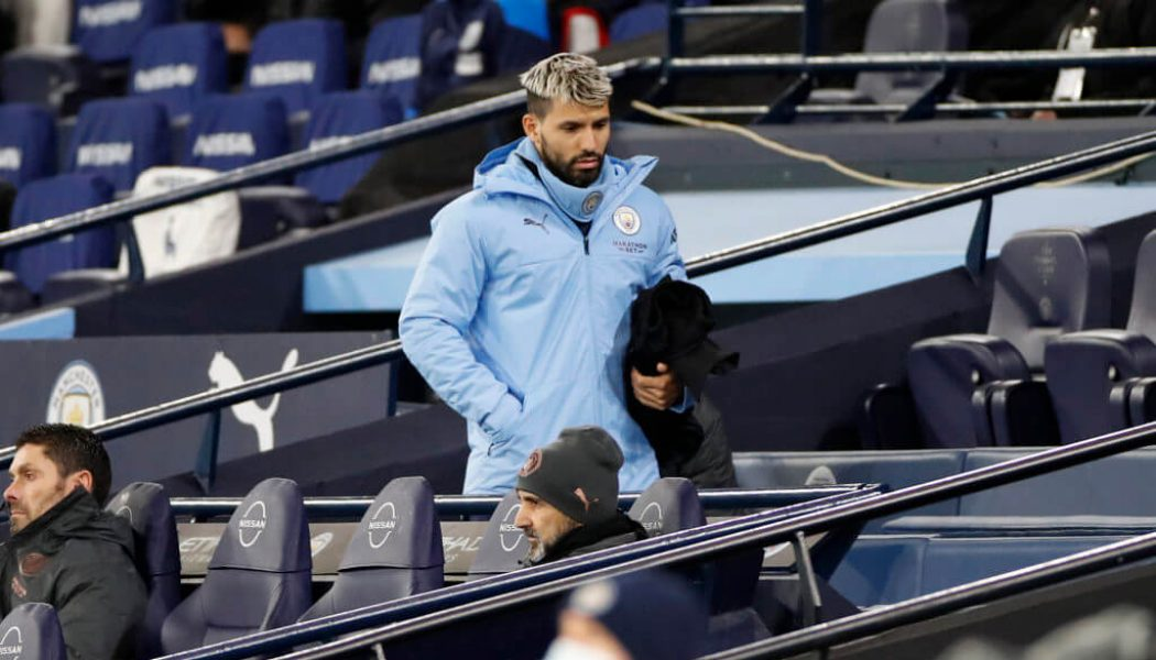 Report: Barcelona interested in signing Sergio Aguero in the summer