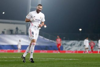 Report: Benzema argues with Zidane in Real Madrid dressing room