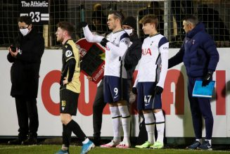 Report: Spurs player poised to leave on loan as talks continue over exit