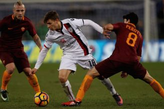 Report: Tottenham keen on 23-yr-old playmaker, but face competition from Liverpool