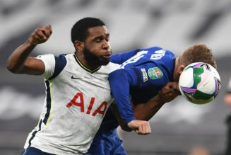 Report: West Brom linked with loan move for Tottenham defender