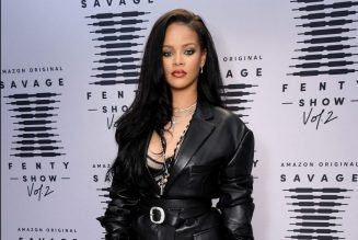 Rihanna Says Good Riddance To Donald Trump In The Most Savage Way Possible