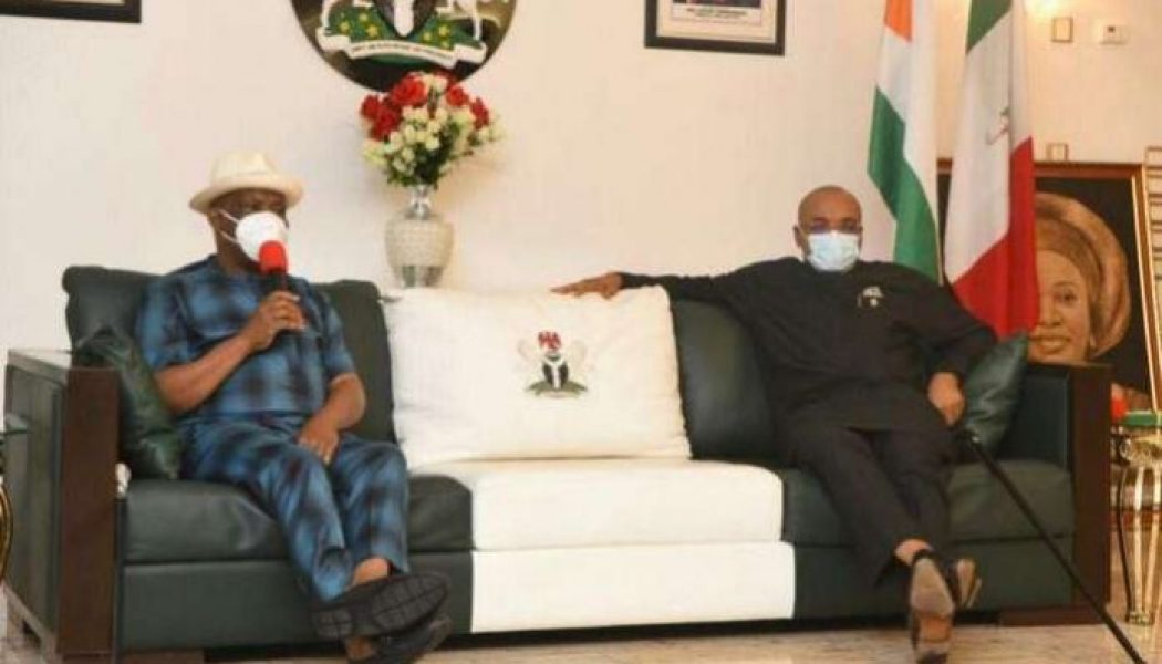 Rivers governor commiserates Akwa Ibom over death of PDP, PANDEF chairmen