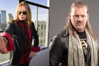 SEBASTIAN BACH Once Again Accuses CHRIS JERICHO Of 'Miming To A Tape', Says 'Professional Wrestling Sucks'