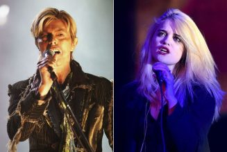 Sky Ferreira Shares Unreleased Cover of David Bowie's 'All the Madmen'