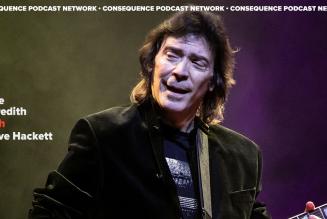 Steve Hackett on Performing Genesis' Seconds Out In Full