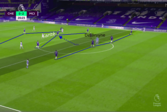 Tactical Analysis: How Manchester City Breezed Past Chelsea