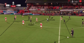 Tactical Analysis: How Manchester City narrowly avoided a huge upset against Cheltenham Town